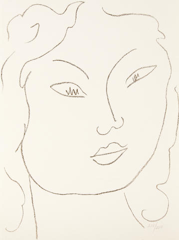 Henri Matisse (French, 1869-1954); ??;