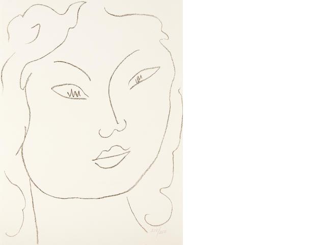 Henri Matisse (French, 1869-1954); ??;