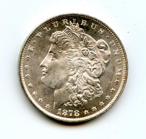 1878 7TF $1
