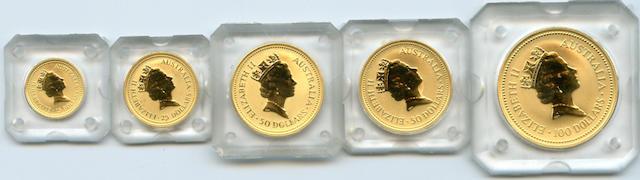 Australia, Australian Gold Nuggets (5)