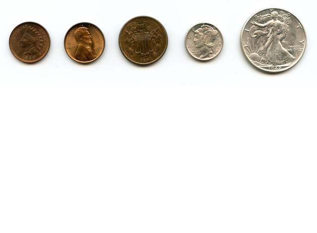 Type Coins (5)