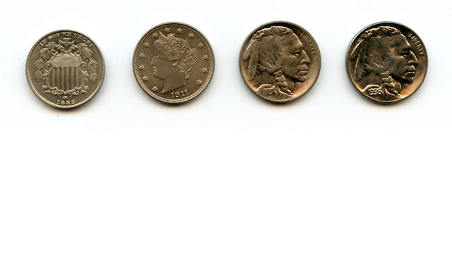 Nickel Five Cents (4)