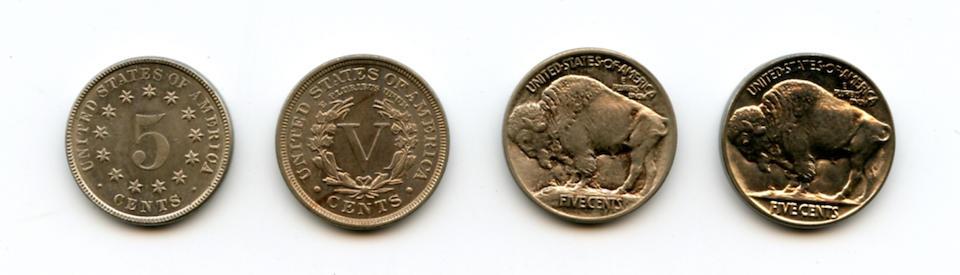 Nickels (4)
