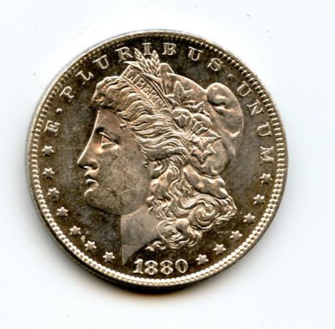 1880-O $1