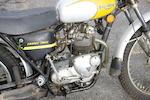 1973 Triumph 490cc TR5T Trophy Trail Frame no. TR5T KH17045 Engine no. TR5T KH17045