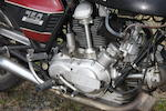 1973 Ducati 750GT Frame no. DM750S756123 Engine no. 756175DM750