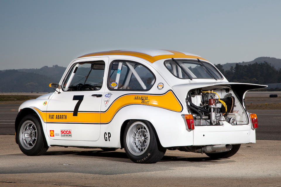 1967 Fiat Abarth TC Berlina Corsa  Chassis no. 1667