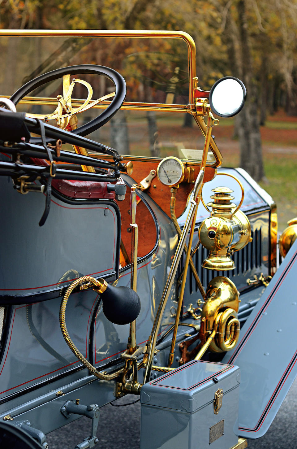 1908 Buick Model 'S' Tourabout  Chassis no. 1199