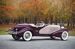 1931 Cord L-29 LaGrande Speedster  Chassis no. 2927156 Engine no. FD2687