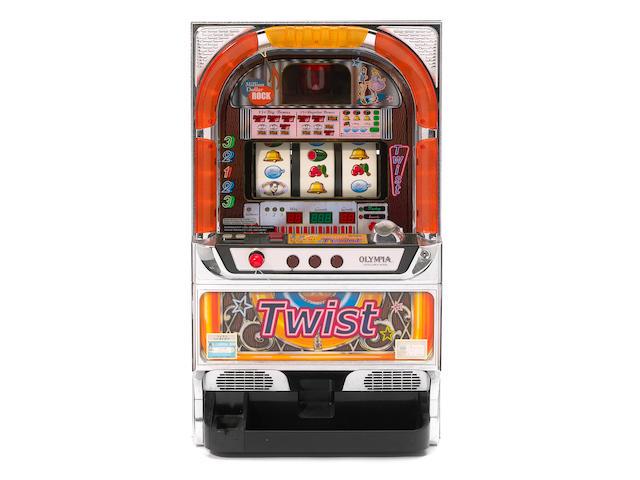 Million Dollar Rock slot-machine from Neverland Valley Ranch