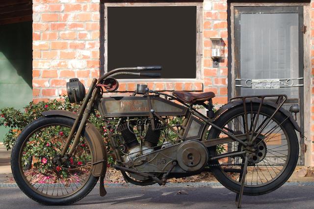 1915 Harley-Davidson Twin