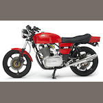 1978 Laverda Jarama Frame no. 5900 Engine no. 10005900