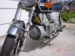 1976 Hercules W2000 Frame no. 480005027 Engine no. 7587452