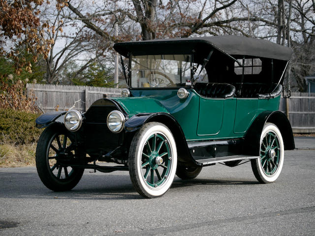 1914 Cadillac Five Passenger Touring  Engine no. 91475