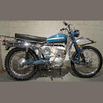 1967 Greeves Ranger Frame no. 24CS194 Engine no. 20FFG4C74