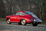1964 Porsche 356C 1600 SC Sunroof Coupe  Chassis no. 219602 Engine no. 812818