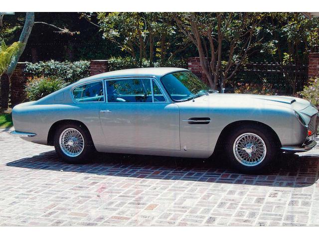 The Ex-Bing Crosby, fewer than 7,000 miles recorded,1966 Aston Martin DB6 Vantage  Chassis no. DB62389L Engine no. 400-2474-V