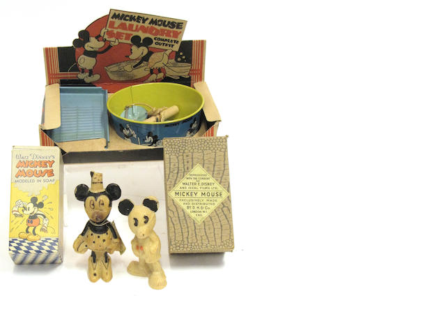 Disney Boxed Laundry Set