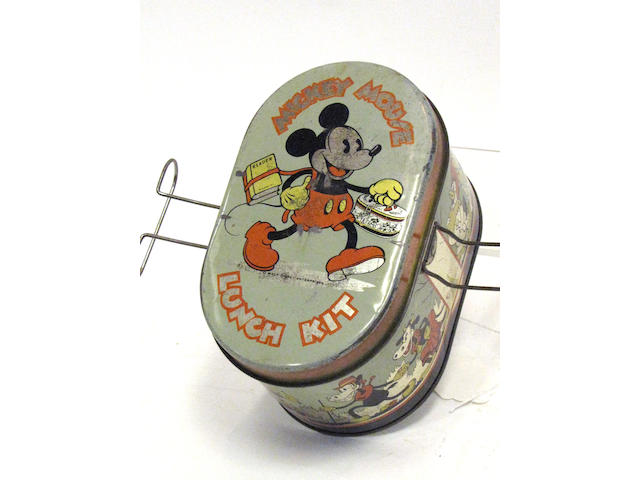 Mickey Mouse Lunch Kit