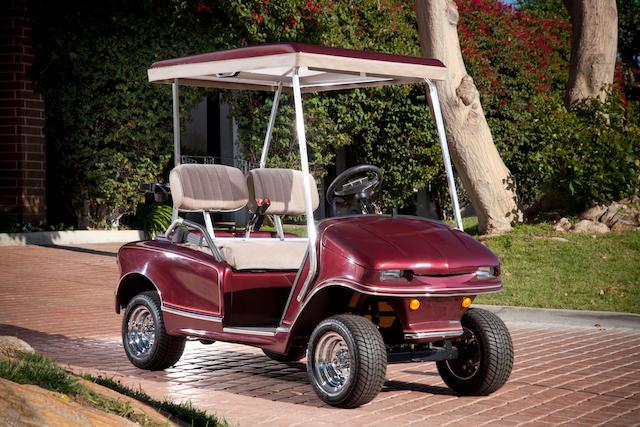 2004 Western 100 LGI Golf Buggy  Chassis no. 14V5621154W024089