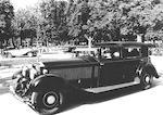 1932 Rolls-Royce Phantom II Sedanca de Ville  Chassis no. 79 JS Engine no. CL 65