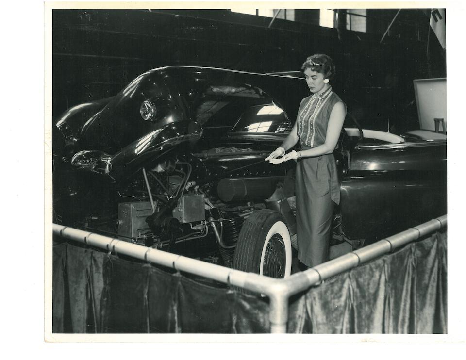 1954 Cramer Comet  Chassis no. A070974