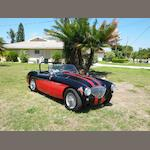 1956 Austin Healey 100/4M Roadster  Chassis no. BN2-L/231026 Engine no. 1B/231026
