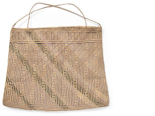 Micronesian Woven Bag