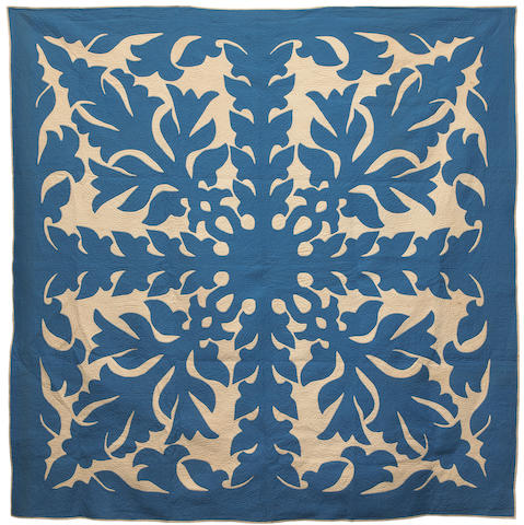 A Hawaiian quilt, Calla Lilly