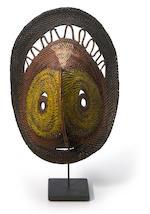 Basket yam mask