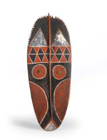 Mendi Shield, worrumbi, Southern Highlands, Papua New Guinea