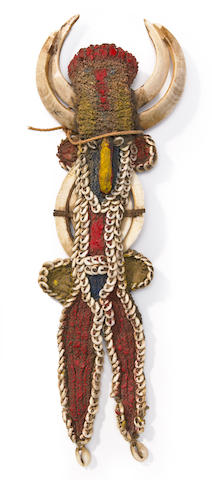 Charm, Maprik People, East Sepik Province, Papua New Guinea