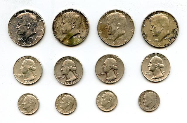 Circulated US Silver