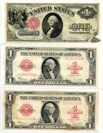 1922 $10 Gold Certificate