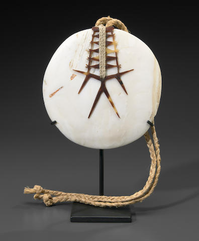 Breast Pendant, kap kap, Solomon Islands