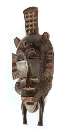 Senufo K'Pele Mask