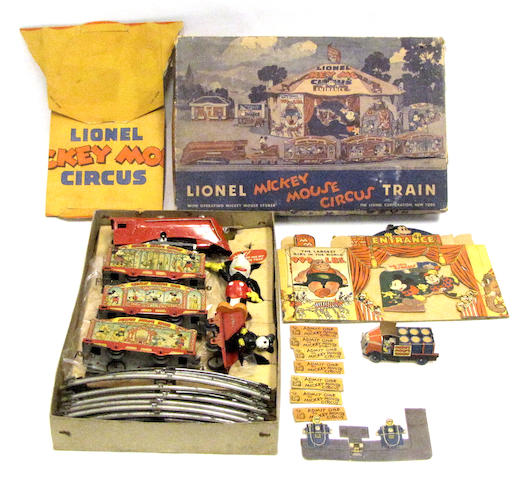 Lionel #1536 Mickey Mouse Circus