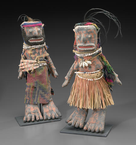 "Mendi ""Compensation"" Dolls, Southern Highlands, Papua New Guinea"