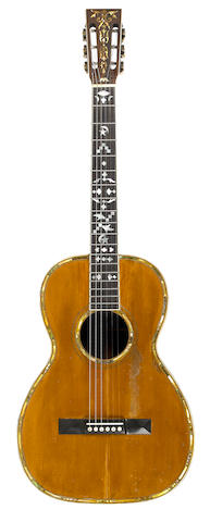 Carl Sandburg's guitar