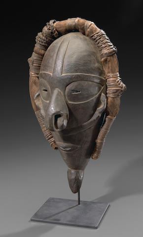 Men's Initiation Mask, lewa, Vokeo Island, Shouten Islands, Papua New Guinea