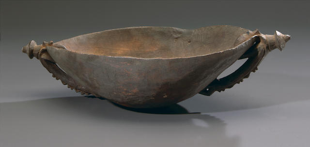 Sago Bowl, Schouten Islands/Murik Lakes, Papua New Guinea