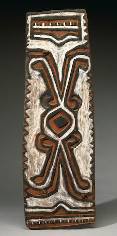 Rare Telefomin Shield, Papua New Guinea