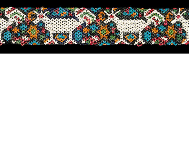 Beaded Belt, Sumba Island, Lesser Sunda Islands