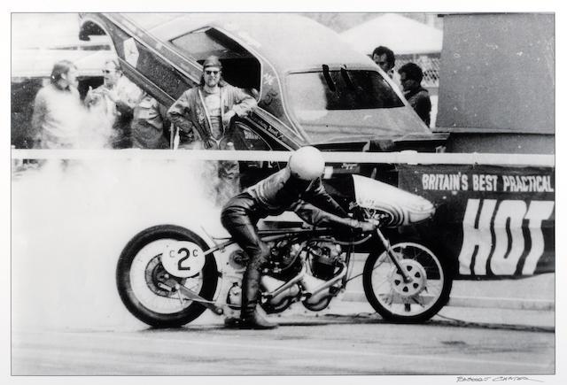 Robert Carter, 'Twin Engine Triumph',