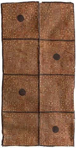 Tapa Cloth, siapo tasina, Samoan Islands