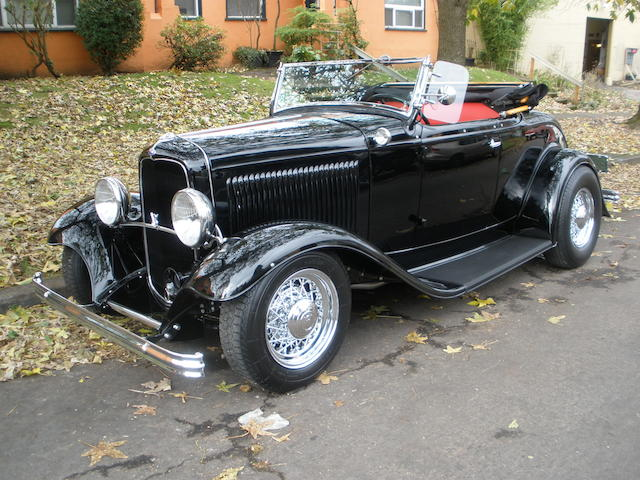 1932 Ford Model 18 Roadster Hotrod  Chassis no. 181511299