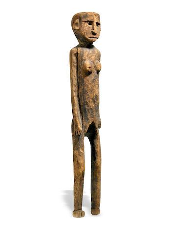 Female Ancestral Figure, Malekula Island, Vanuatu