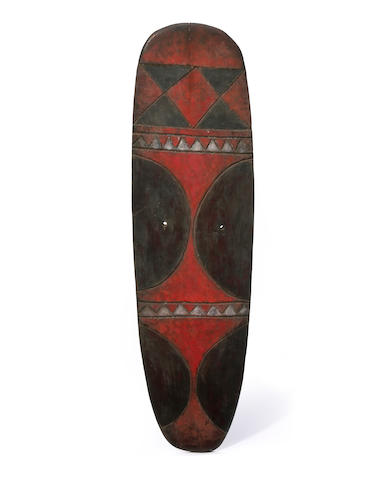Mendi Shield, worrumbi, Southern Highlands, Papua New Guinea