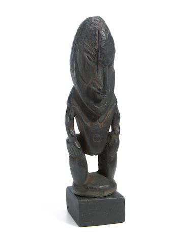Lower Sepik River Figure, Papua New Guinea