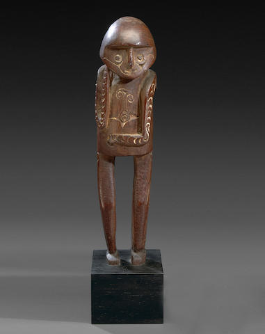Massim Figure, Trobriand Islands, Papua New Guinea